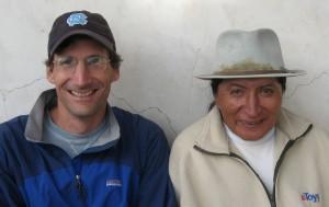 Rudi Colloredo-Mansfeld and Antonio Castañeda Camuendo, Ariasucu, 2009